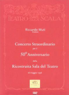 Teatro alla Scala: 50th Anniversary Concert