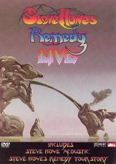 Steve Howe: Steve Howe's Remedy Live