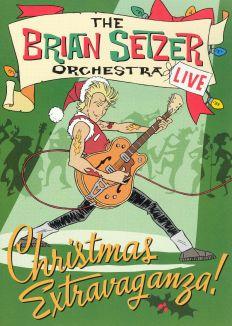 Brian Setzer Orchestra Christmas Extravaganza