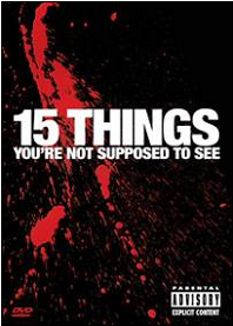 15 Things You're Not Supposed to See