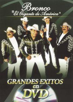 Bronco: Grandes Exitos en DVD