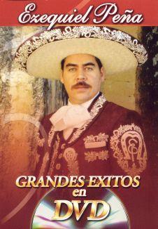 Ezequiel Pena: Grandes Exitos en DVD