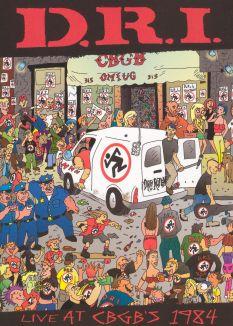 D.R.I.: Live at CBGB's 1984