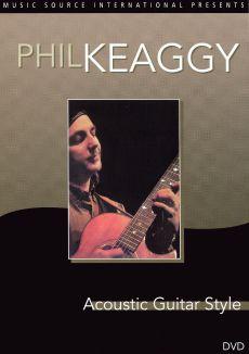 Phil Keaggy: Acoustic Guitar Style