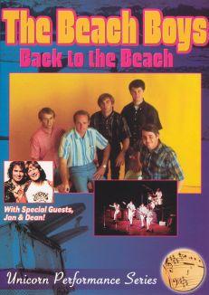 The Beach Boys: Back to the Beach