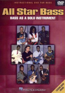 All Star Bass Series: Bass as a Solo Instrument