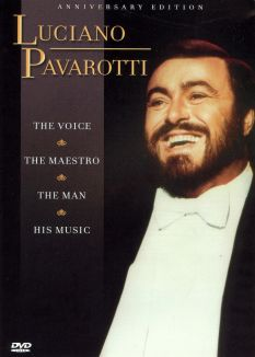 Luciano Pavarotti: The Voice, The Maestro, The Man, His Music