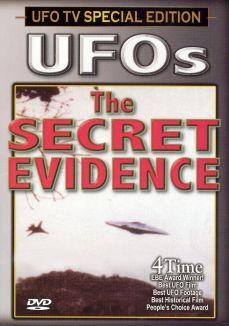 Ufos - The Secret Evidence