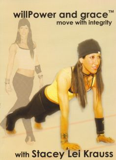 Stacey Lei Krauss: Willpower and Grace - Move with Integrity with Stacey Lei Krauss