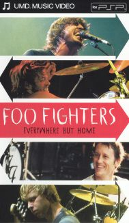 Foo Fighters: Everywhere But Home