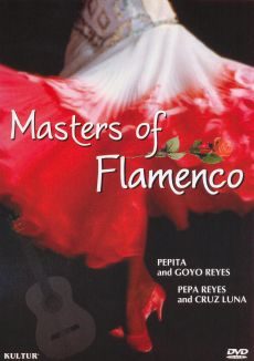 Masters of Flamenco: Early Television Concerts