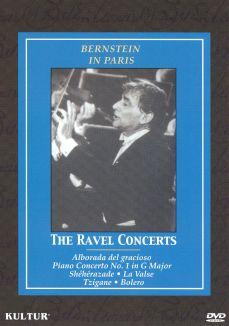 Leonard Bernstein: Bernstein in Paris - The Ravel Concerts