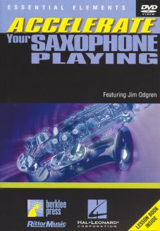 Jim Odgren: Accelerate Your Saxophone Playing