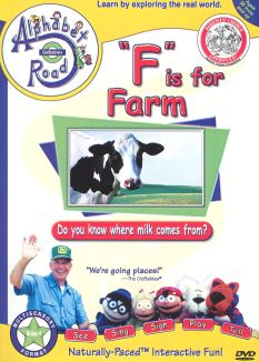 "Alphabet Road: ""F"" Is for Farm"