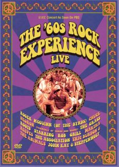 The 60's Rock Experience