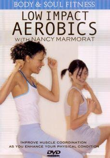 Nancy Marmorat: Low Impact Aerobics