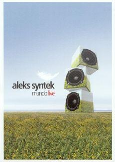 Aleks Syntek: Mundo Live