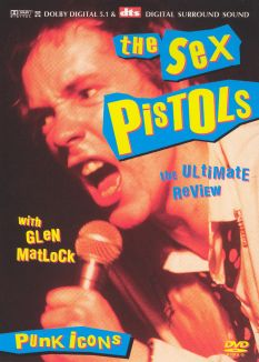 Punk Icons: The Sex Pistols