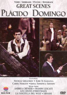 Placido Domingo: Great Scenes