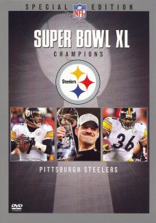 NFL: Super Bowl XL Champions - Pittsburgh Steelers