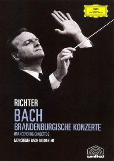 Richter: Bach - Brandenburg Concertos 1-6