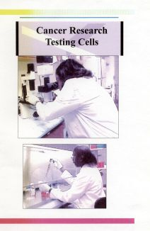 Cancer Research: Testing Cells