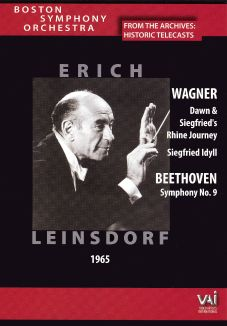 Boston Symphony Orchestra: Erich Leinsdorf - Beethoven/Wagner