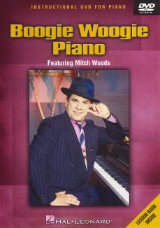 Mitch Woods: Boogie Woogie Piano