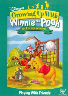 Growing Up with Winnie the Pooh: It's Playtime with Pooh