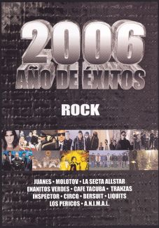 2006 Ano de Exitos: Rock