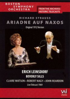 Ariadne auf Naxos: Original 1912 Version