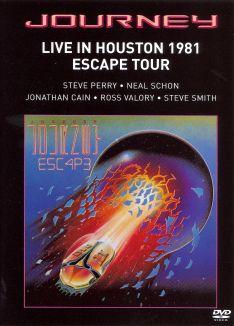 Journey: Live in Houston 1981 - The Escape Tour