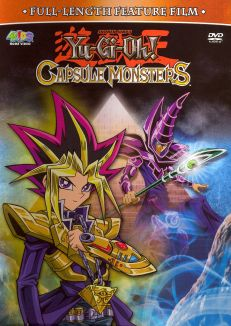 Yu-Gi-Oh!, Part 1: Movie - Capsule Monsters