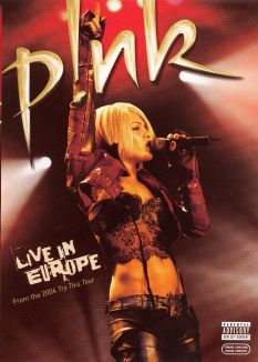 Pink Live in London