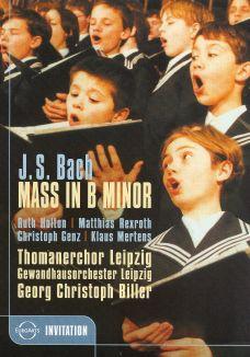 Bach: Mass in B Minor - Georg Christoph Biller