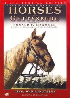 Horses of Gettysburg: Civil War Minutes IV