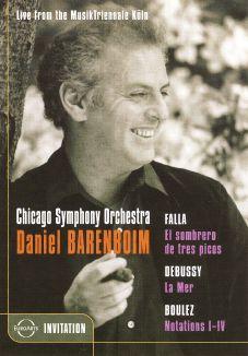 Daniel Barenboim: Live from the Musiktriennale Kuoln