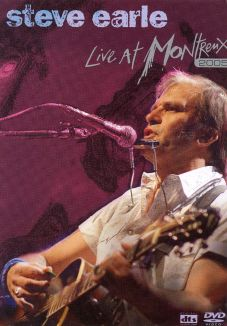 Steve Earle: Live at Montreux