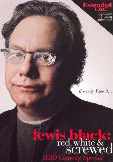 Lewis Black: Red, White, & Screwed
