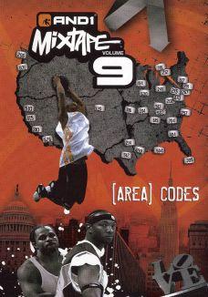 And1 Mixtape, Vol. 9: Area Codes
