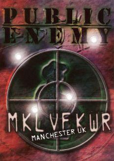 Concert Public Enemy - The Revolverlution Tour 2003