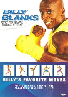 Billy Blanks: Tae Bo - Billy's Favorite Moves