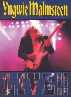 Yngwie Malmsteen: Live