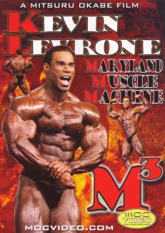 Kevin Levrone: Maryland Muscle Machine M3