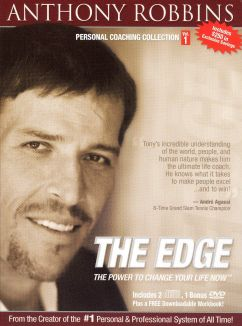 Tony Robbins: The Edge - The Power to Change Your Life Now