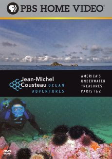 Jean-Michel Cousteau Ocean Adventures: America's Underwater Treasures