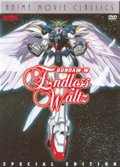 Gundam Wing: Endless Waltz Movie