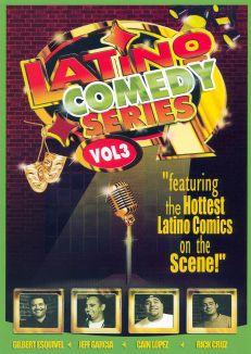 Latino Comedy Series, Vol. 3