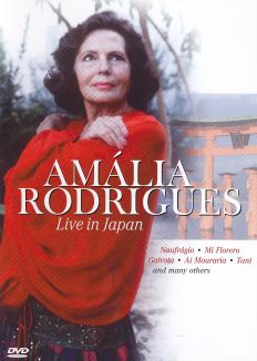 Amalia Rodrigues Live in Japan 1986