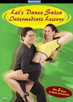 Let's Dance Salsa: Intermediate Lessons